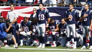 Trump em guerra agora contra a NFL e NBA