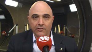 """""""O Palmeiras vai contratar menos em 2018"""", avisa presidente"""