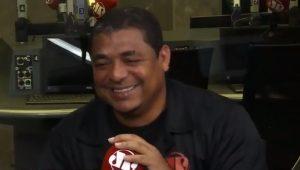 """Vampeta provoca: """"quero o Corinthians campeão por um ponto"""""""