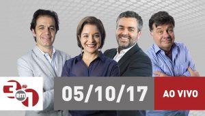 Assista ao 3 em 1 de 05/10/2017