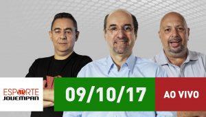 Assista ao Esporte em Discussão de 09/10/17