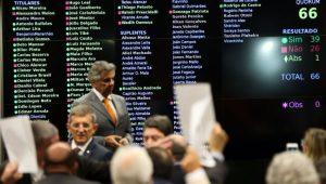 Confira como votaram os parlamentares na CCJ da Câmara