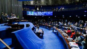 Senado aprova por 46 votos a 1 0 o texto-base do PLC 28/2017