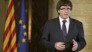 Presidente catalão chama reunião emergencial para discutir medidas de Madri