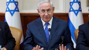 Premiê de Israel apela para que países que buscam a paz se juntem aos EUA
