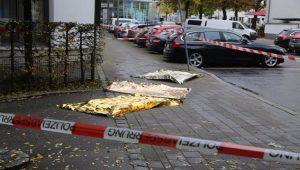 Ataque com faca fere várias pessoas em Munique; Polícia detém suspeito