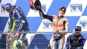 Márquez vence na Austrália e fica próximo de mais um título da MotoGP