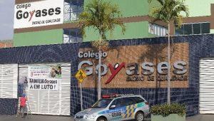 Garoto vítima de buylling atirou em seis colegas no Colégio Goyases, em Goiânia-GO