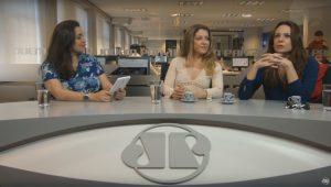 """Em Cartaz: Alessandra Verney e Vanessa Gerbelli da peça """"Do Outro Lado"""""""