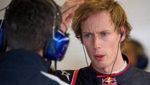 Toro Rosso exclui Kvyat e terá Gasly e Hartley como pilotos no GP do México