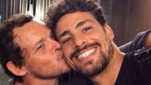 """Cauã Reymond e Nachtergaele gravam cena de sexo para filme """"Piedade"""""""