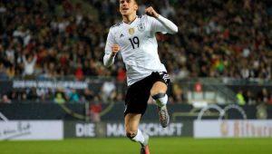 Bayern acerta contratação de Goretzka e meia chegará ao clube em julho