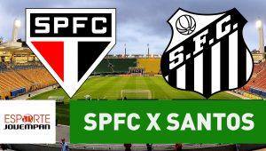transmissão ao vivo, santos, são paulo, campeonato brasileiro