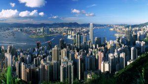 """Hong Kong, o país que """"nasceu"""" de uma madeira"""