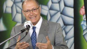 """""""Agronegócio tem que ser a base do desenvolvimento brasileiro"""", diz Alckmin"""