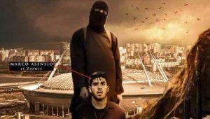 Futebol Copa do Mundo Ameaça Terrorista Asensio