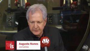 Augusto: A confiança nos três poderes despencou