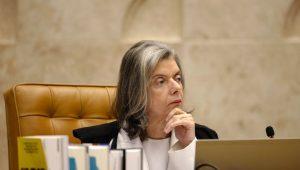Cármen Lúcia, como de hábito, antecipa voto contra o texto constitucional