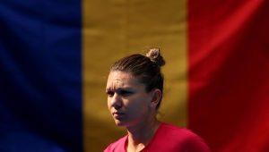 Tênis Torneio de Pequim Simona Halep