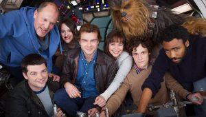 Filme de Star Wars focado em Han Solo ganha título oficial