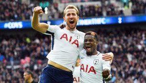 Harry Kane faz dois e Tottenham goleia o Liverpool no Inglês