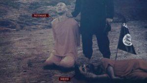 Futebol Copa do Mundo ISIS Neymar