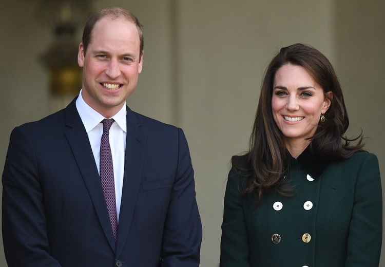 Príncipe William e Kate Middleton anunciam mês de nascimento do 3º bebê
