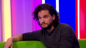 Harington diz que chorou ao ler roteiro da última temporada de Game of Thrones