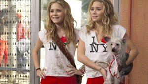 """Mary-Kate e Ashley Olsen em """"No Pique de Nova York"""""""