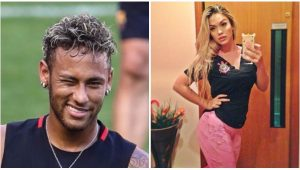 Neymar e Carol Belli