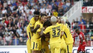 Futebol Campeonato Francês PSG