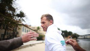 Lenda olímpica do Brasil, Robert Scheidt se aposenta e não vai a Tóquio 2020