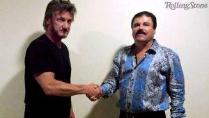 """Documentário sugere que Sean Penn entregou """"El Chapo"""" à polícia; ator aciona advogados"""