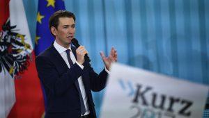 A direita avança na Europa com a eleição na Áustria
