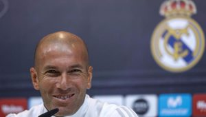 Futebol Campeonato Espanhol Real Madrid Zidane