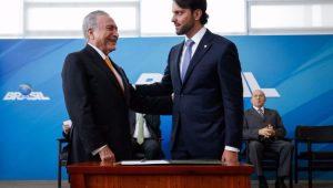 Novo ministro das Cidades, Baldy diz que governo tirou o Brasil do vermelho