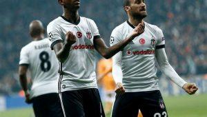 Besiktas empata com Porto e avança na Liga dos Campeões como líder do grupo