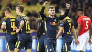 RB Leipzig goleia no principado, elimina Monaco e mantém sonho de ir às oitavas