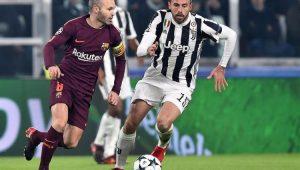Barça empata com Juventus e avança na Champions; Sporting segue com chances