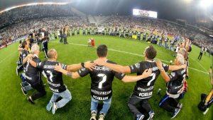 Foi maravilhoso, Corinthians