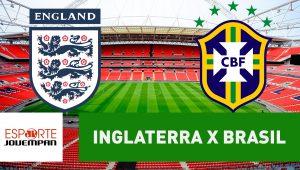 futebol, transmissão, brasil, seleção brasileira, inglaterra