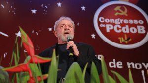 """""""Não vai ser difícil ganhar as eleições presidenciais de 2018"""", diz Lula"""