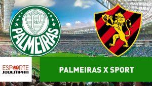 futebol, transmissão ao vivo, palmeiras, sport