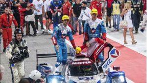 Bruno Senna quebra jejum brasileiro e é campeão do Mundial de Endurance