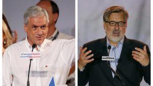 Segundo turno das eleições no Chile será entre Piñera e Guillier