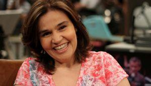 Internada, Claudia Rodrigues está fora de perigo e não corre risco de perder a visão
