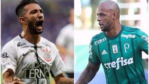 STJD suspende Felipe Melo e Clayson por um jogo por confusão em clássico