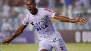 Santos vence o Grêmio e encerra sequência negativa no Brasileiro