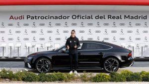 Presentão! Jogadores do Real Madrid ganham carros de luxo de patrocinadora
