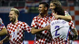 Futebol Copa do Mundo Eliminatórias Croácia